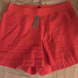 Jcrew cotton shorts